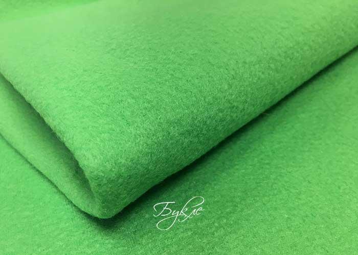 Флис Зеленое Яблоко