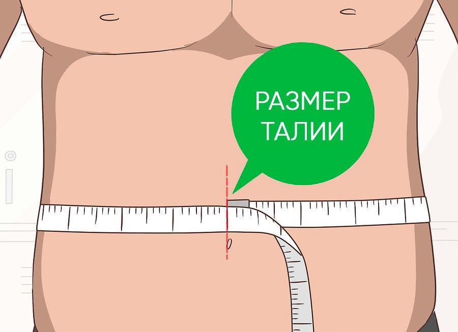 Как измерить талию