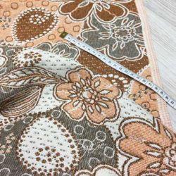 Гобелен Персиковый с Цветами фото