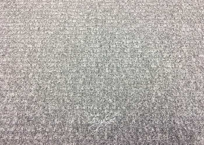 Трикотаж-Резинка Голубой-Серый фото