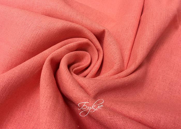 Лен Коралловый (Розовый)
