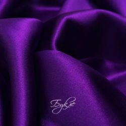 Атлас Шелк Ярко-Фиолетовый