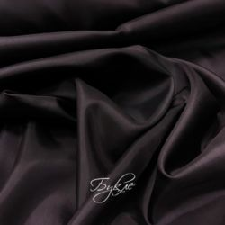 Подкладка Изумруд Шоколадный Баклажан