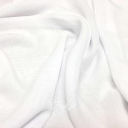 Шифон Искусственный Белый фото