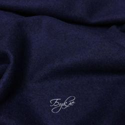 Шерсть Пальтовая Темно-Синяя фото