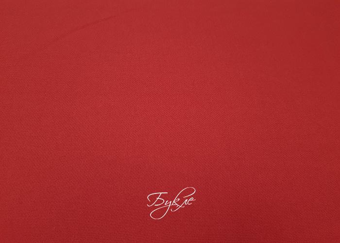 Хлопок Футер 3-х нитка Красный фото