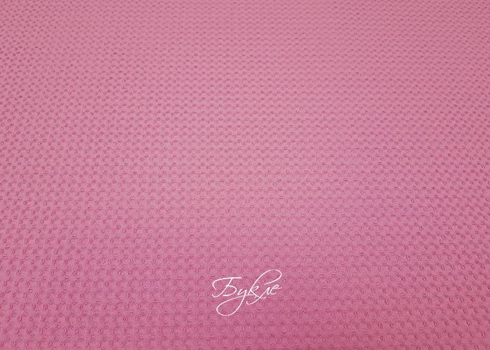 Полотно Вафельное Розовое фото
