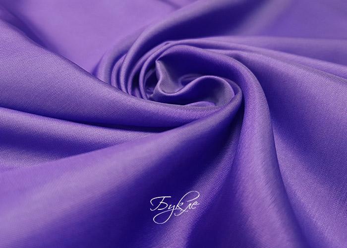 Вискоза Подкладка Фиолетовая Италия фото