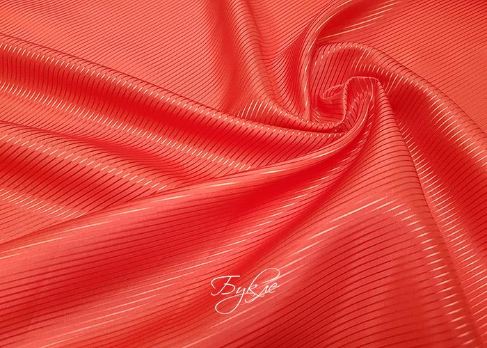 Вискоза Подкладка Красная Италия фото