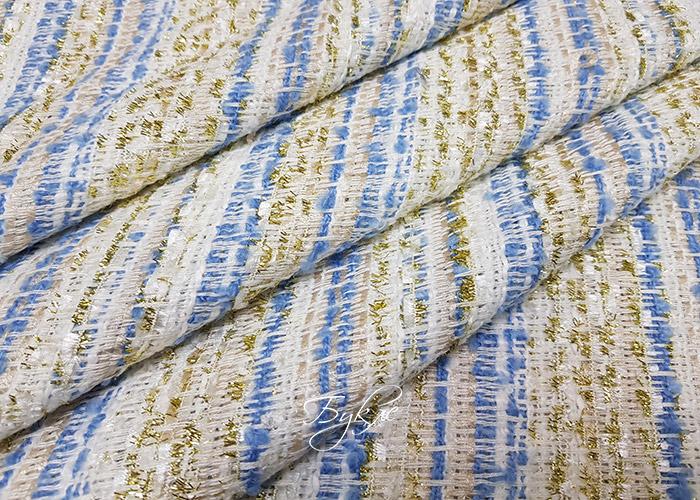 Шанель Бело-Голубая фото