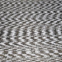 Хлопок Шанель Черно-Бело-Золотая Германия фото