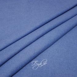 Шерсть Пальтовая Ярко-Голубая фото