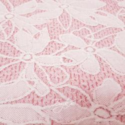 Вискоза Трикотаж Ажурные Цветы фото