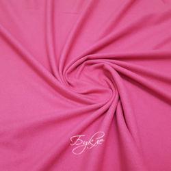 Шерсть Сукно Ярко-Розовая Италия фото
