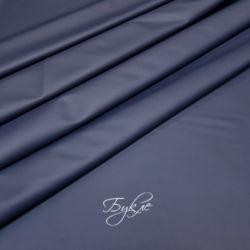 Искусственная Кожа Темно-Синяя фото