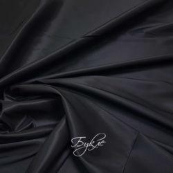 Подкладка Черная Стрейч Италия фото