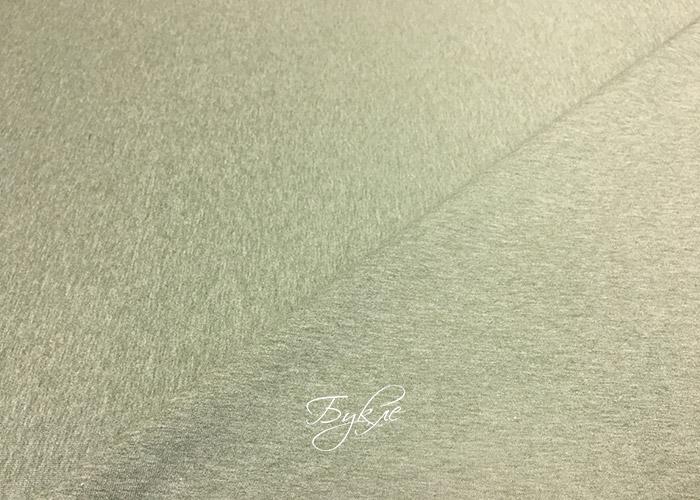 Хлопок Трикотаж Футер Светло-Зеленый