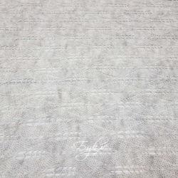 Трикотаж Ажурный Вязаный Сетло-Серый фото