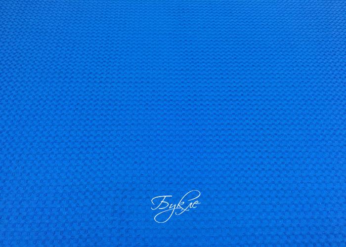 Полотно Вафельное Синее фото
