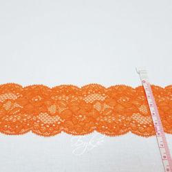 Кружево Оранжевое 50мм