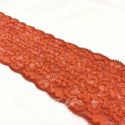 Кружево Красно-Оранжевое 60мм