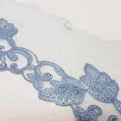 Кружево Нежно-Голубое 70мм