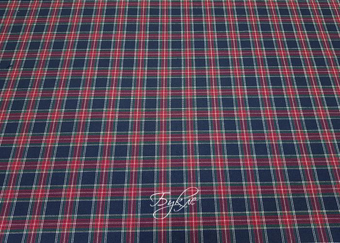 Шотландка Сине-Красно-Зеленая