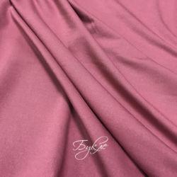 Вискоза Трикотаж Розовый Италия