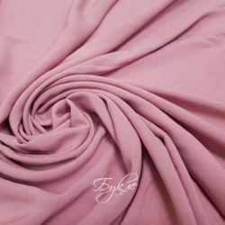 Вискоза Штапель Пыльная Роза