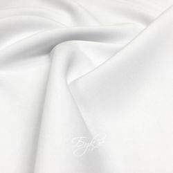 Габардин Костюмный Белый