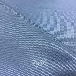Подкладка Вискоза Голубая Диагональ