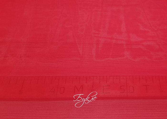 Шифон Ярко-Красный