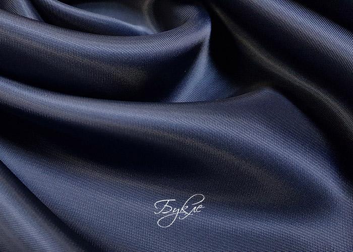 Подкладка Вискоза Темно-Синяя Италия
